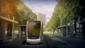 Liège's Tramway